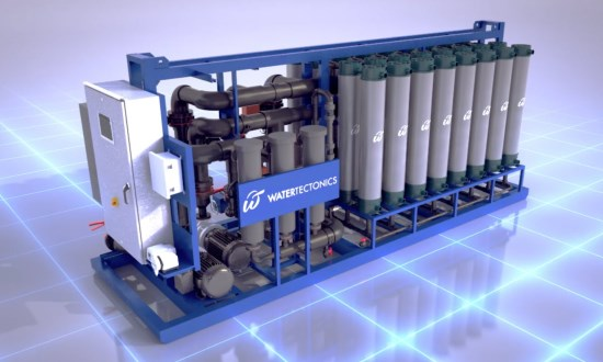 how does ultrafiltration work