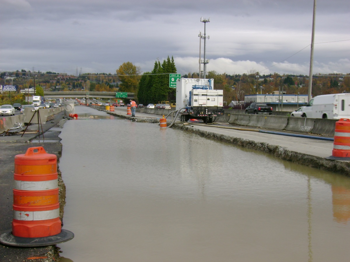 I-405 Water Treatment