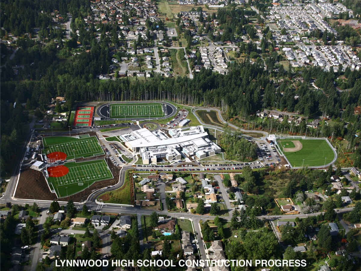Lynnwood High School Watertectonics