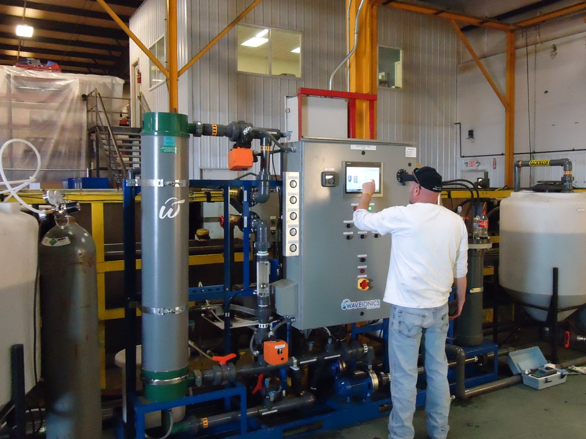 alternative wastewater recycling options