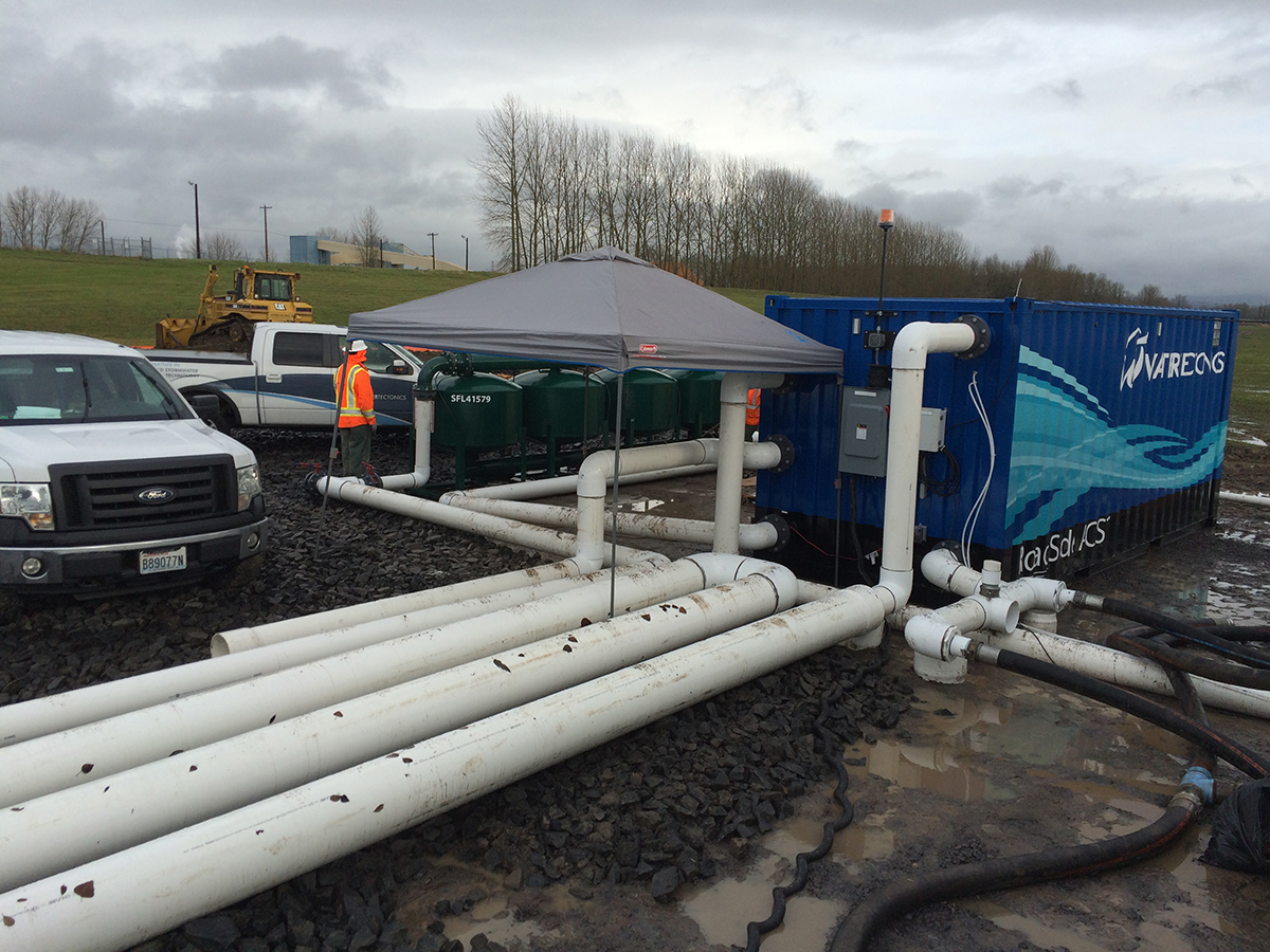 troutdale reynolds industrial park commissioning