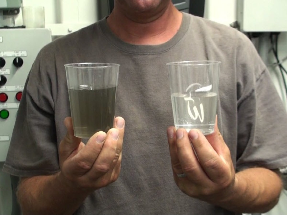 remove total suspended solids