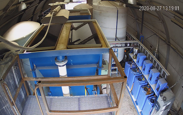Water Treatment Plant Webcam